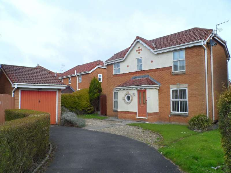 3 Bedrooms Detached House for sale in Exeter Drive, Thornton, FY5 2UU