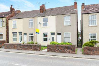 2 Bedrooms Terraced House for sale in Derby Road, Chesterfield, Derbyshire