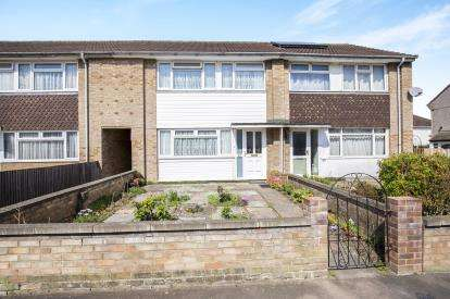 3 Bedrooms Terraced House for sale in Rowanfield Road, Cheltenham, Gloucestershire