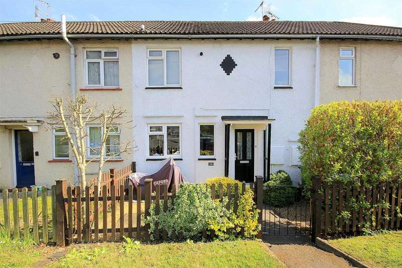 2 Bedrooms Terraced House for sale in SUPERBLY PRESENTED 2 DOUBLE BEDROOM HOME IN Queensway, HP2