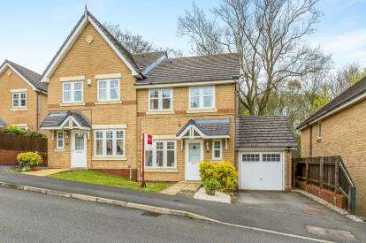 3 Bedrooms Semi Detached House for sale in Treacle Row, Silverdale, Newcastle, Staffordshire