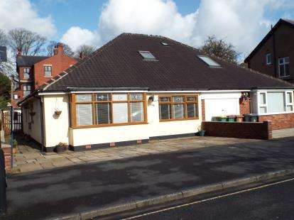 3 Bedrooms Bungalow for sale in Victoria Road, Fulwood, Preston, Lancashire