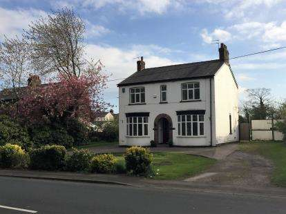 4 Bedrooms Detached House for sale in Church Lane, Farington Moss, Leyland, Lancashire