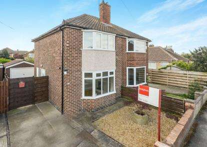 2 Bedrooms Semi Detached House for sale in Redthorn Drive, York, North Yorkshire, England