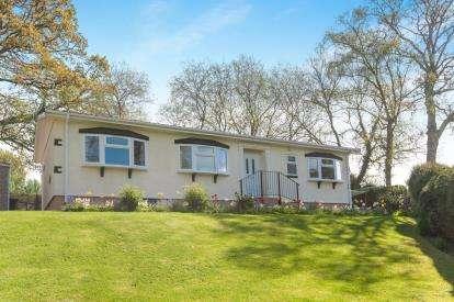 2 Bedrooms Mobile Home for sale in Pathfinder Village, Exeter, Devon