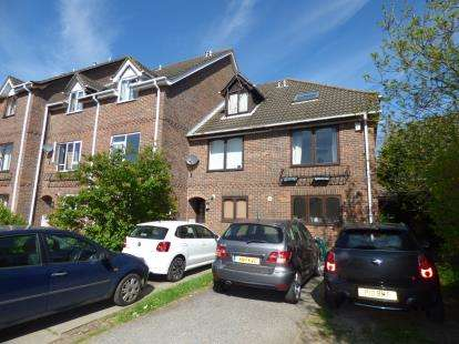 5 Bedrooms Town House for sale in Southampton, Hampshire