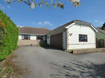 3 Bedrooms Bungalow for sale in Chardstock, Axminster, Devon