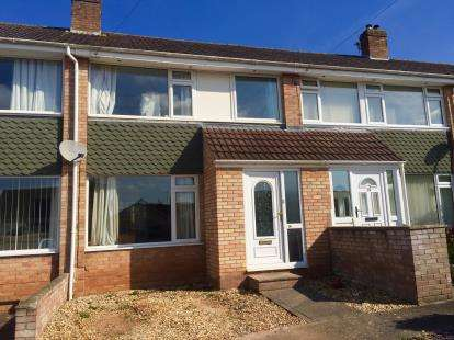 3 Bedrooms Terraced House for sale in Wells, Somerset