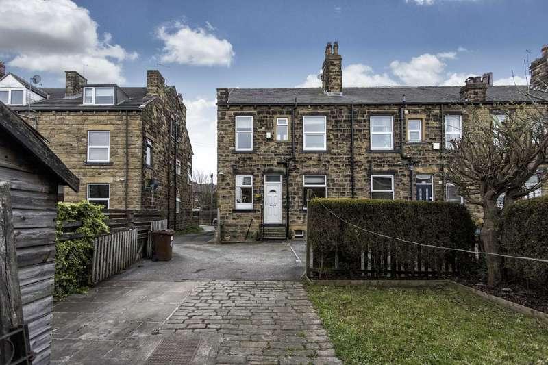 2 Bedrooms Terraced House for sale in 48 Cardigan Avenue, Morley, Leeds, LS27 0DP