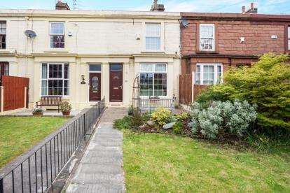 3 Bedrooms Terraced House for sale in Sandstone Road East, Stoneycroft, Liverpool, Merseyside, L13