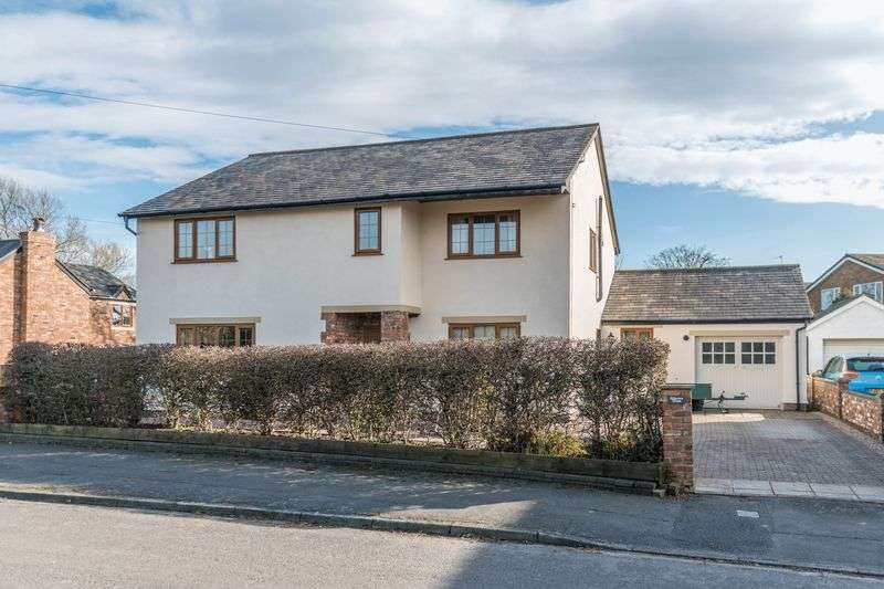 4 Bedrooms Detached House for sale in Sandy Lane, Newburgh