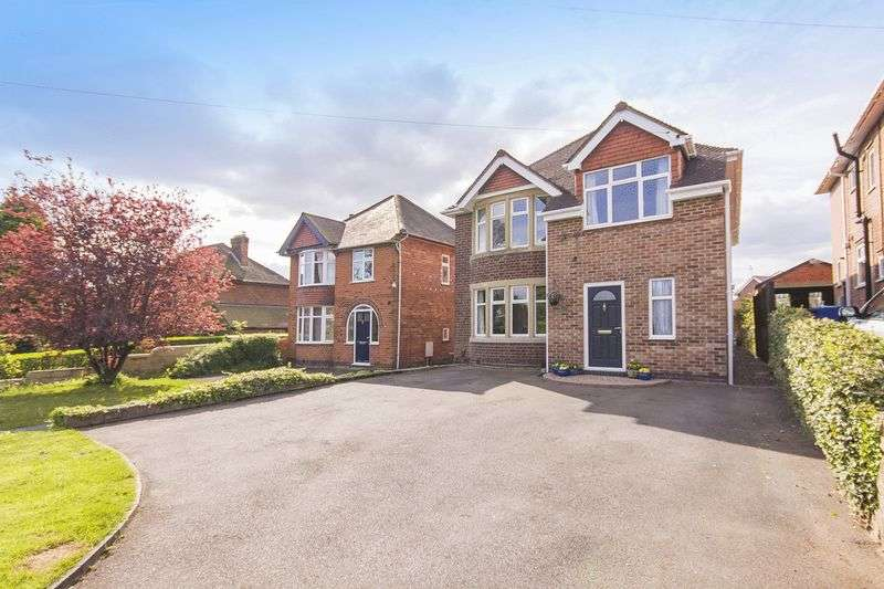5 Bedrooms Detached House for sale in CORNHILL, ALLESTREE