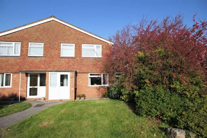 3 Bedrooms Semi Detached House for sale in Field Gardens, East Challow, Wantage