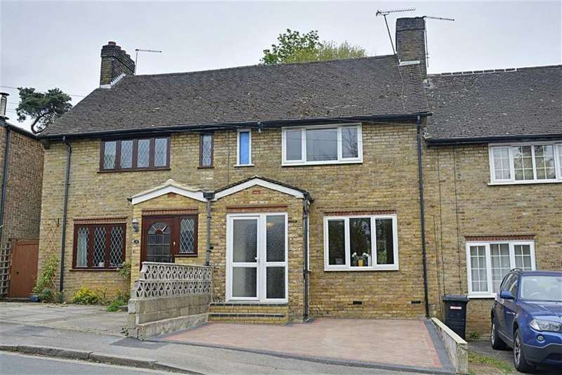 3 Bedrooms Terraced House for sale in Byde Street, Bengeo, Herts, SG14
