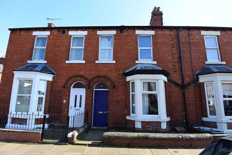 4 Bedrooms Terraced House for sale in Petteril Street, Carlisle