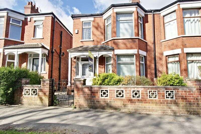 3 Bedrooms Semi Detached House for sale in Swanland Road, Hessle