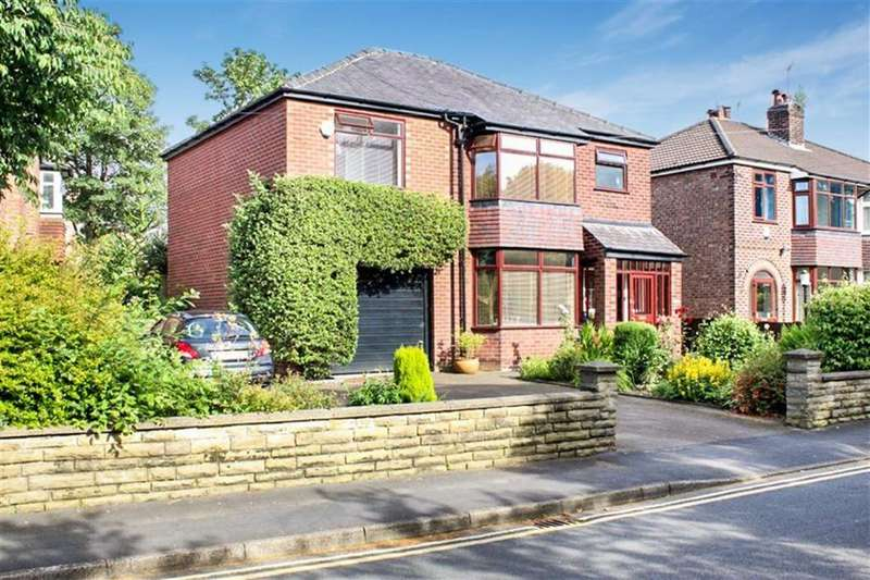 4 Bedrooms Detached House for sale in Oakfield, Sale, M33
