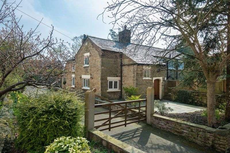 4 Bedrooms Detached House for sale in Tabbys Nook, Newburgh