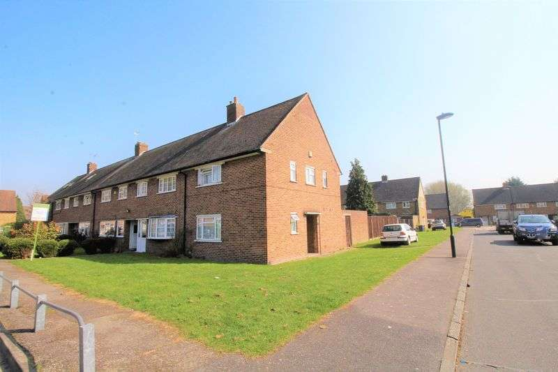 2 Bedrooms Terraced House for sale in Hornbeams Avenue, Enfield, EN1