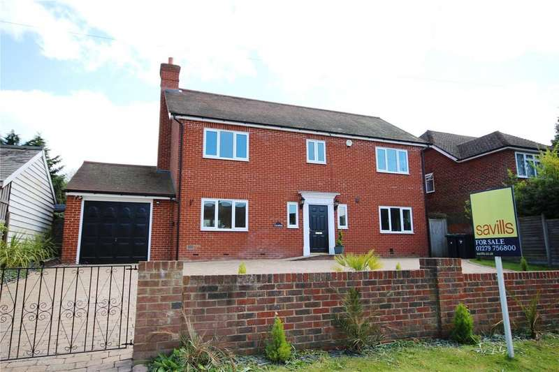 4 Bedrooms Detached House for sale in Broad Street, Hatfield Broad Oak, Bishop's Stortford, Hertfordshire, CM22