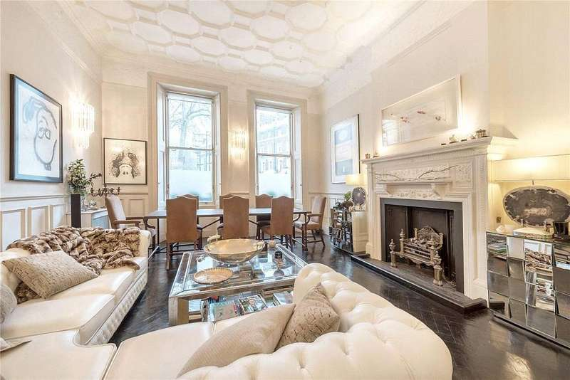 2 Bedrooms Apartment Flat for sale in Sussex Gardens, Lancaster Gate, London, W2