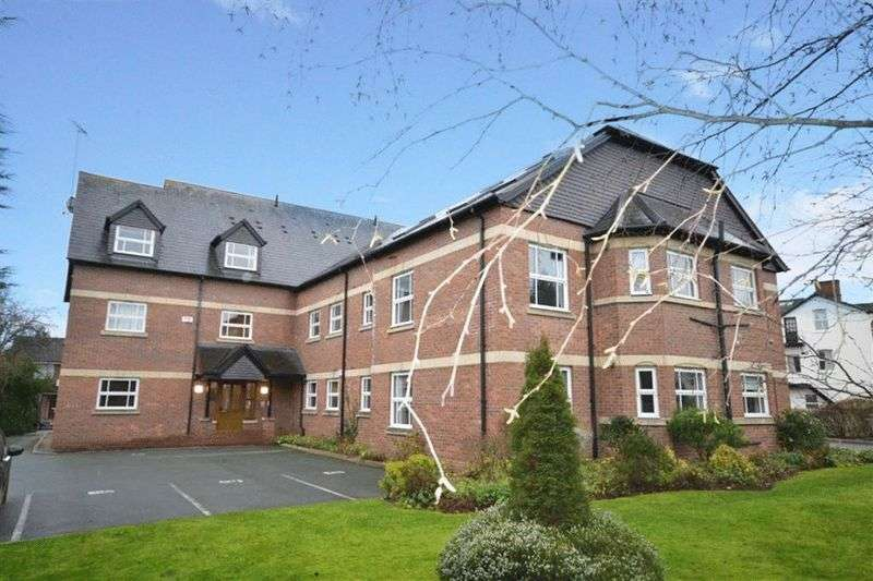 2 Bedrooms Flat for sale in Abbots Court, Eversley Park, Chester
