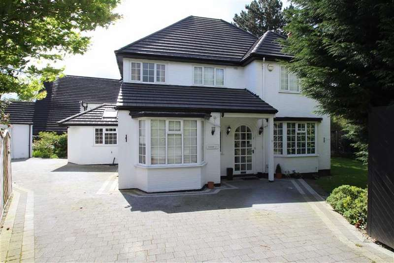 4 Bedrooms Property for sale in Hawley Lane, Hale Barns