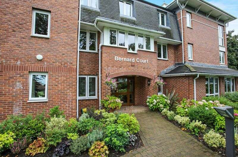 1 Bedroom Flat for sale in Bernard Court: ** L-SHAPED LOUNGE/DINER - GIVING THE APARTMENT A LIGHT AND BRIGHT FEEL**