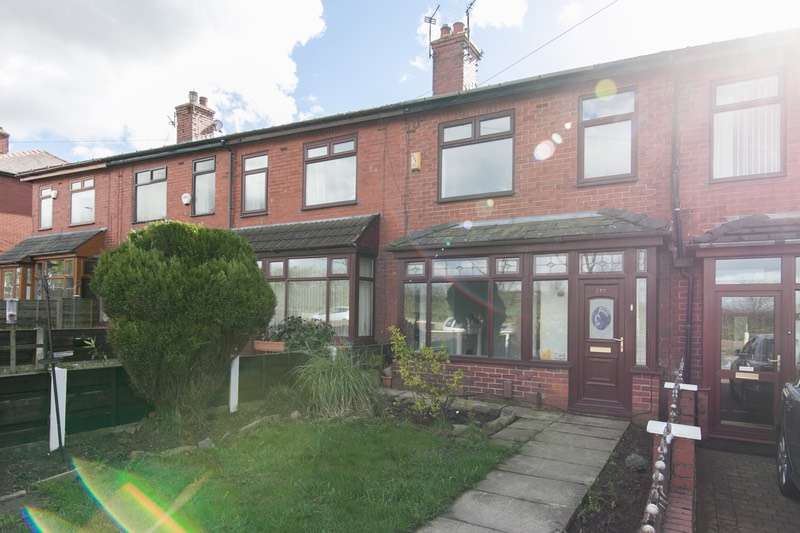 2 Bedrooms Terraced House for sale in Bury Old Road, Bury, Greater Manchester, BL9