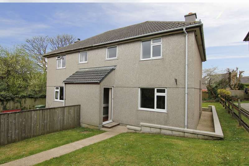 3 Bedrooms Semi Detached House for sale in tregie, penzance, Cornwall, TR18