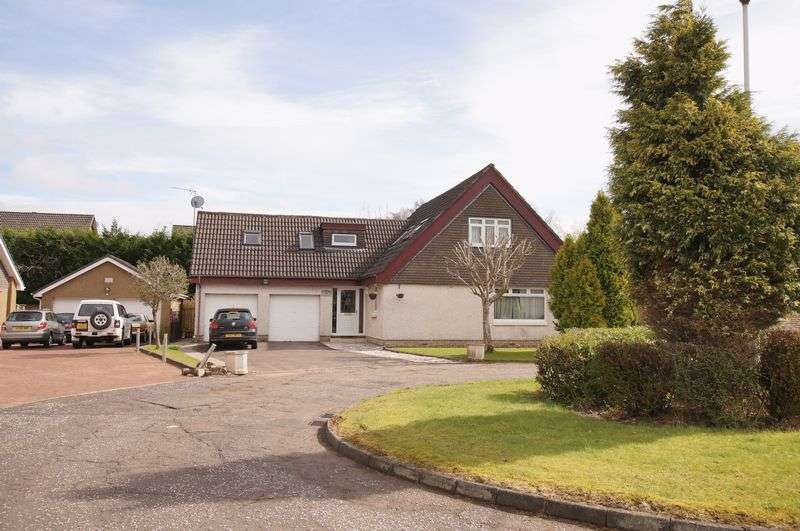4 Bedrooms Detached House for sale in Carnoustie Court, Bothwell Glasgow