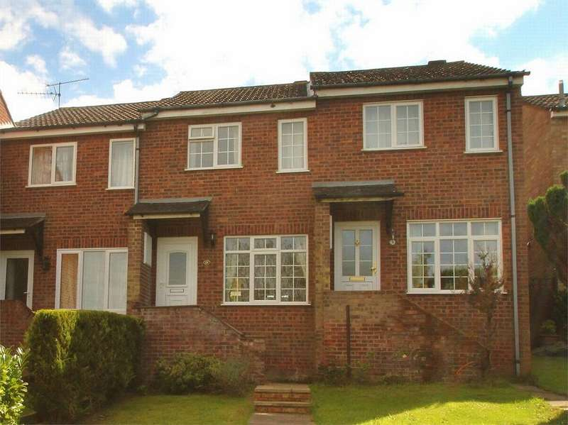 2 Bedrooms Terraced House for sale in Frimley, Camberley, Surrey