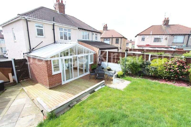 3 Bedrooms Terraced House for sale in Kinley Gardens, Bootle
