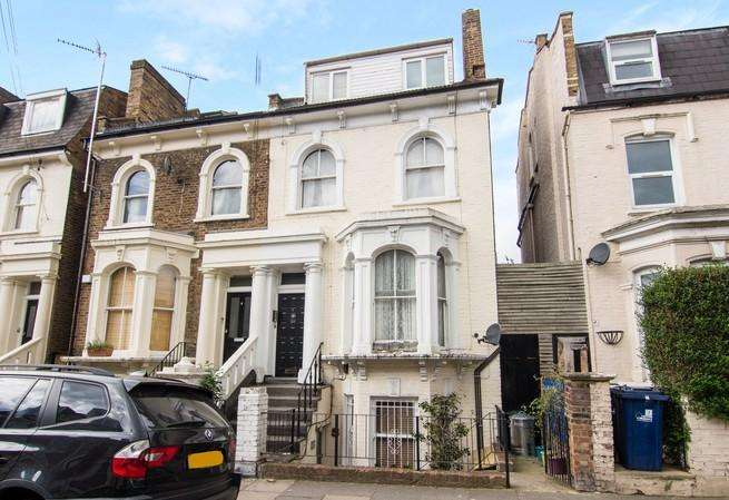 1 Bedroom Flat for sale in Goldsmith Road, Acton