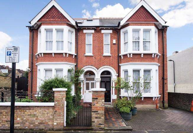 5 Bedrooms Semi Detached House for sale in Arlington Road, Ealing