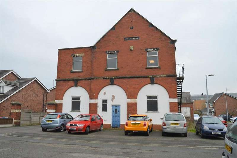 Detached House for sale in The Old Fire Station, Irlam