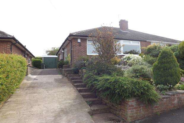 2 Bedrooms Bungalow for sale in Saunby Close, Arnold, Nottingham, NG5