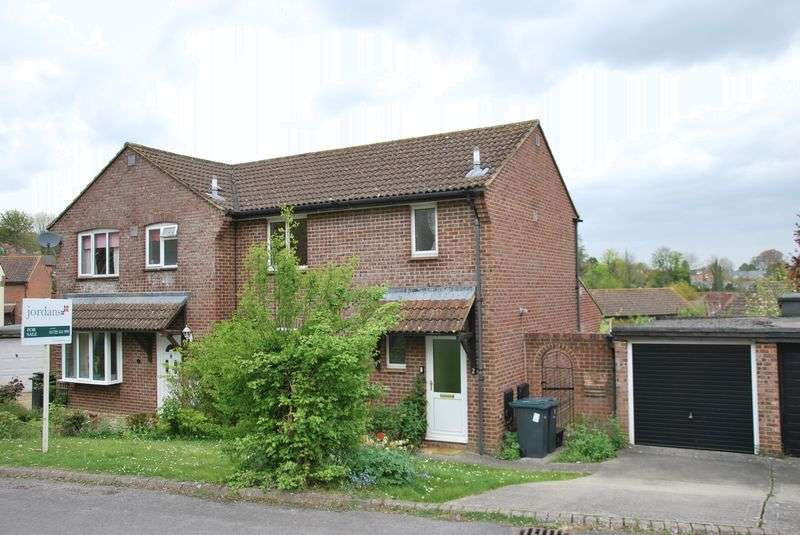 3 Bedrooms Semi Detached House for sale in Owlswood, Harnham, Salisbury