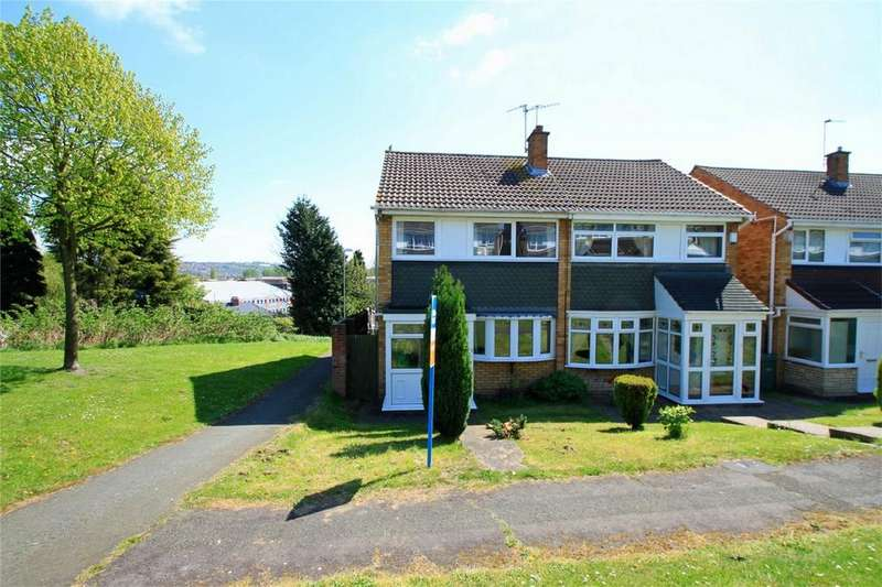 3 Bedrooms End Of Terrace House for sale in Blakeley Walk, Netherton, DUDLEY, West Midlands