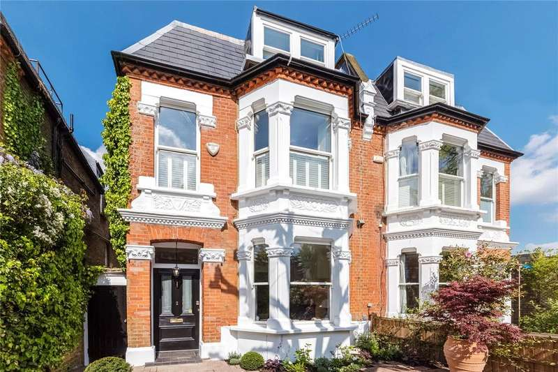 5 Bedrooms Semi Detached House for sale in Beverley Road, Barnes, London, SW13