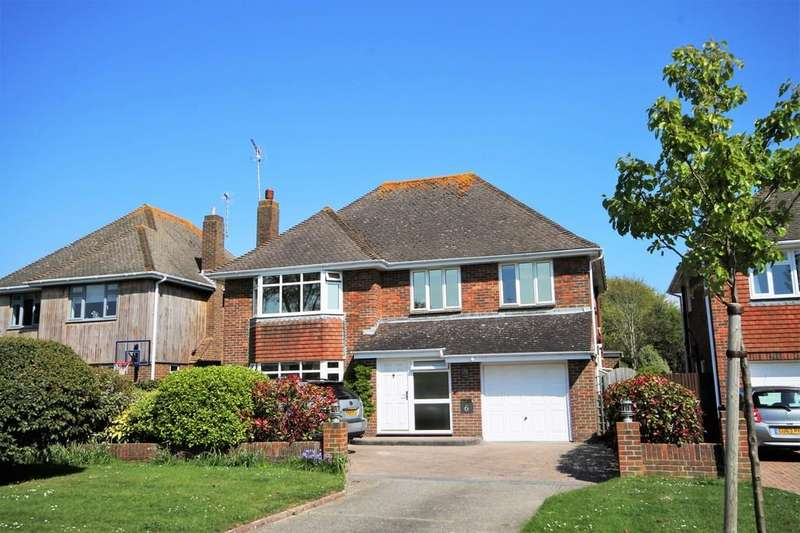 4 Bedrooms Detached House for sale in Falmer Avenue, Goring-By-Sea, Worthing BN12 4SZ