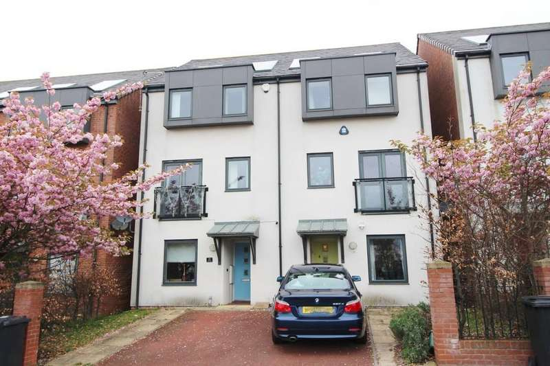 4 Bedrooms Town House for sale in Juliet Grove, Wolverhampton