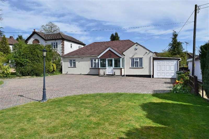 3 Bedrooms Detached Bungalow for sale in Childsbridge Lane, Kemsing, TN15