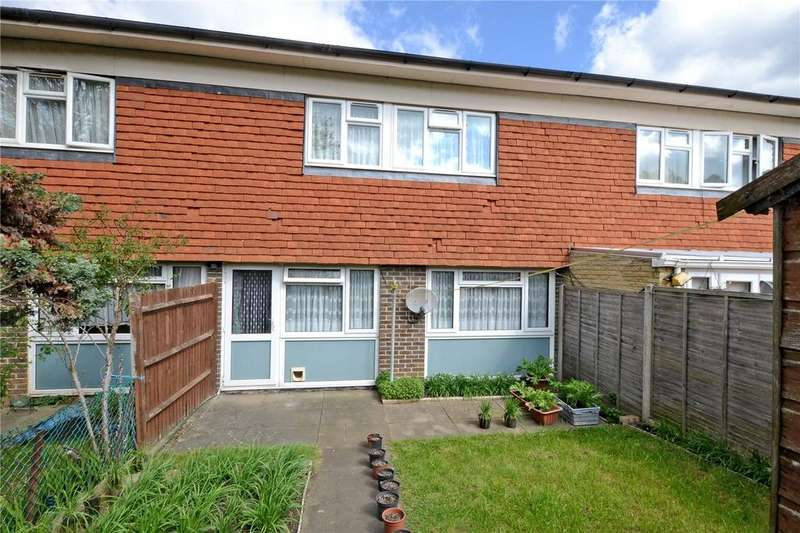 2 Bedrooms Terraced House for sale in Lindbergh Road, Wallington, SM6