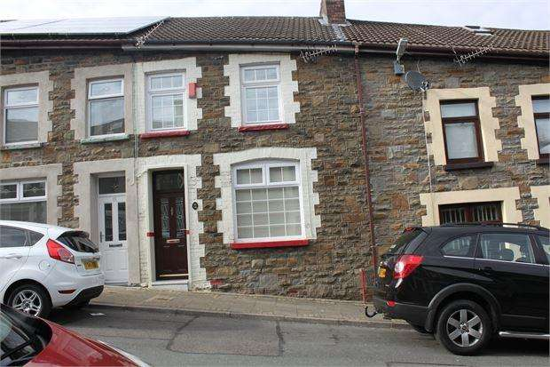 3 Bedrooms Terraced House for sale in Elm Street, Ferndale, Mid Glamorgan. CF43 4PY
