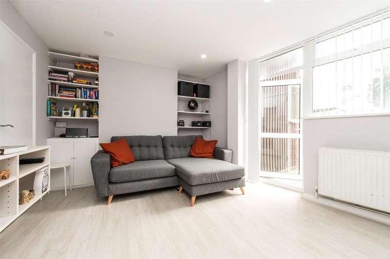 1 Bedroom Flat for sale in Wix's Lane, London, SW4