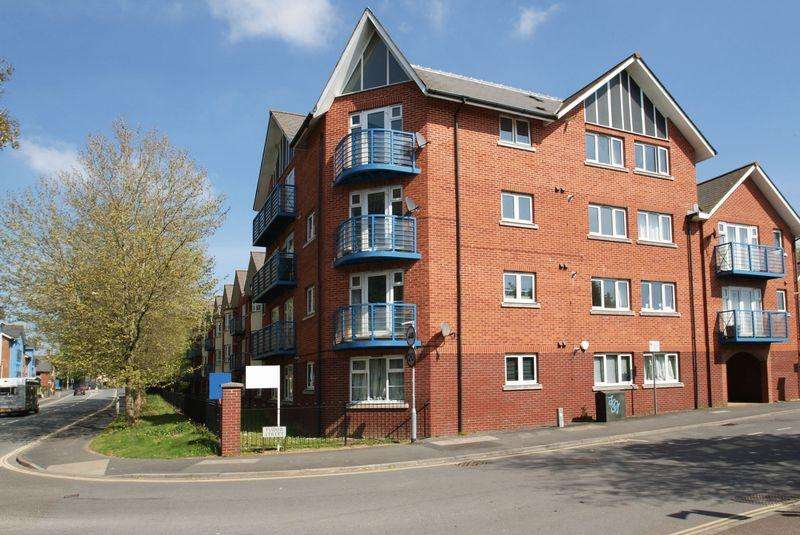 2 Bedrooms Apartment Flat for sale in Powhay Mills, Exeter