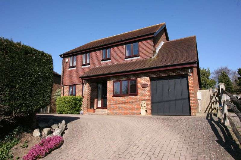 4 Bedrooms Detached House for sale in Sands Lane, Small Dole