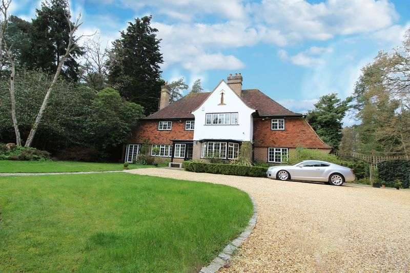 5 Bedrooms Detached House for rent in Beautiful detached family home in Chilworth, Southampton
