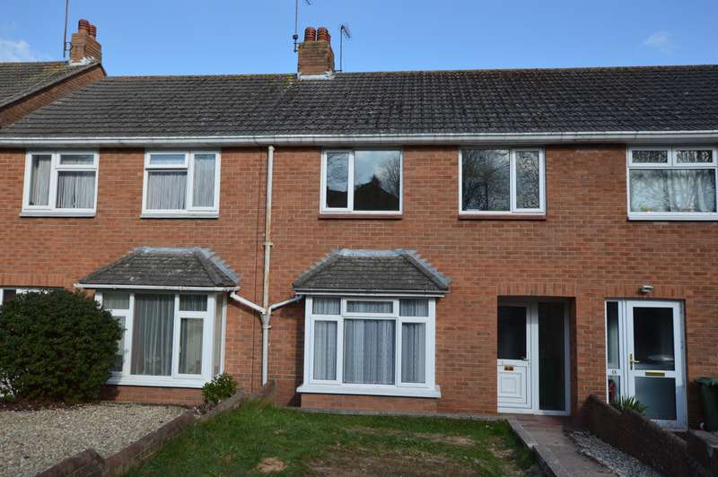 3 Bedrooms Terraced House for sale in Heavitree, Exeter